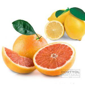 Kan Greyfurt – Limon 10 Kg