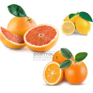 Şeker Portakalı, Washington Portakal ve Limon 10 Kg